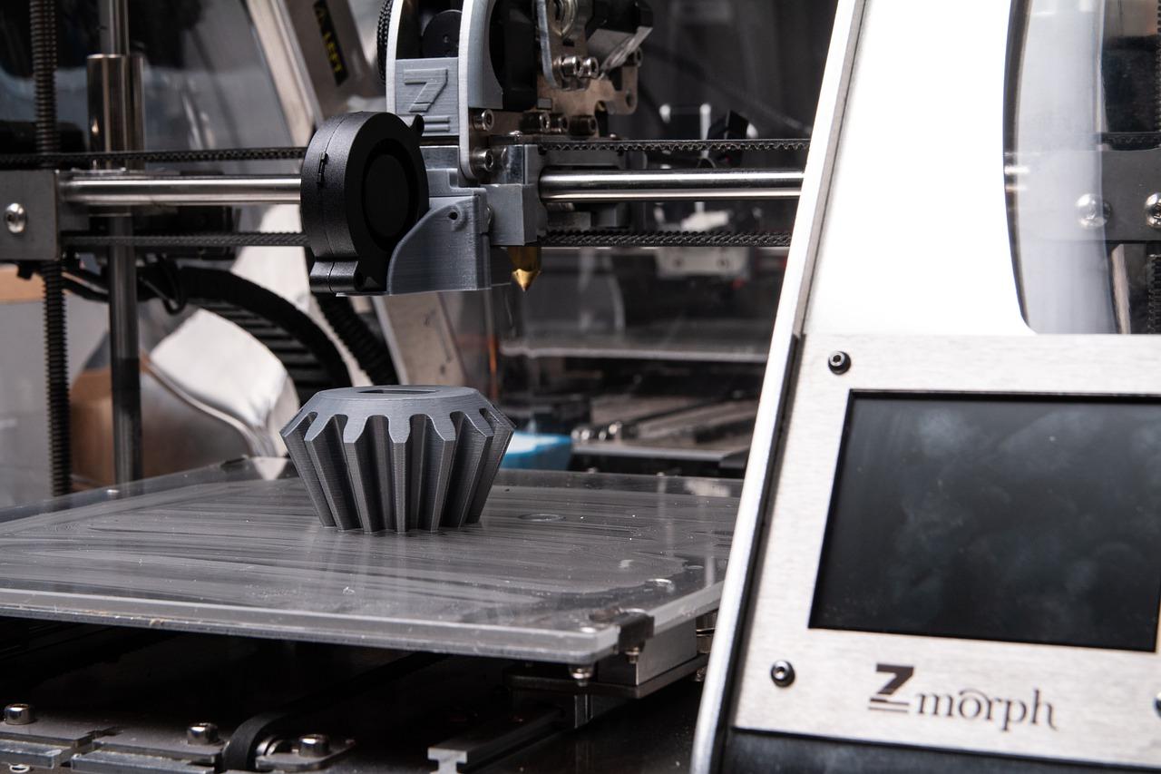Praktické využití 3D tisku není omezeno jen na plastické hmoty