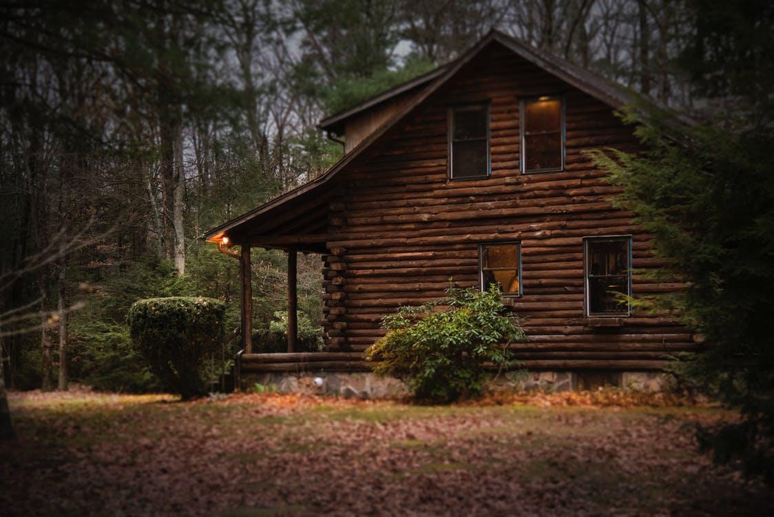 dům dřevěný