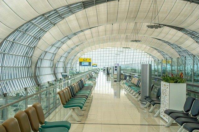 Největší letiště
