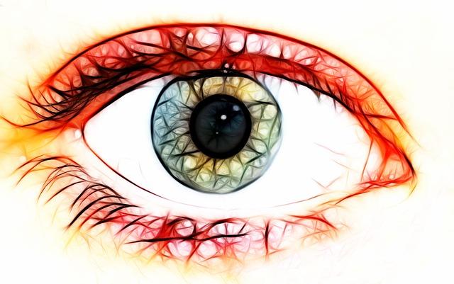 duhovka oka