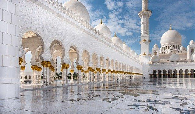 mešita v abú dhabi